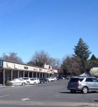 Butte County Commercial Lease For Lease: 940 Mangrove Avenue