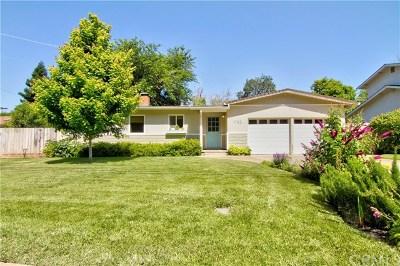 Chico Single Family Home For Sale: 1782 Vallombrosa Avenue