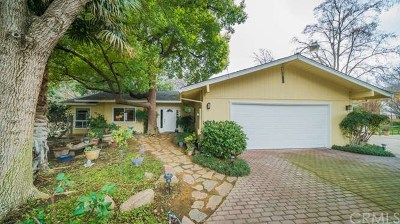 Chico Single Family Home For Sale: 3377 Nord Avenue