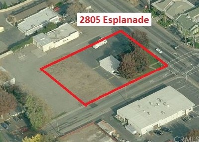Butte County Commercial Lease For Lease: 2805 Esplanade