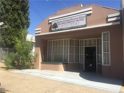 Paradise Commercial For Sale: 5574 Almond Street