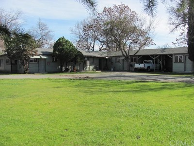 Los Molinos Multi Family Home For Sale: 8080 State Highway 99e