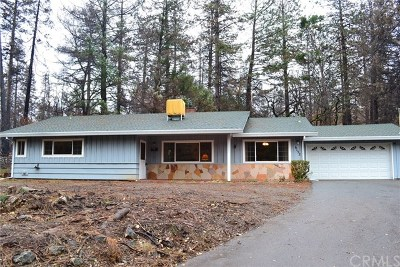 Paradise Single Family Home For Sale: 6152 Pentz Road