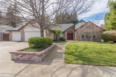 Chico Single Family Home For Sale: 875 Westgate Court