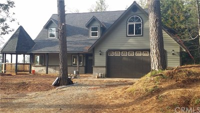 Berry Creek Single Family Home For Sale: 15 Deer Run Lane