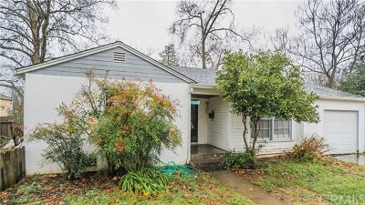 Chico Multi Family Home For Sale: 1531 & 1531 1/2 Sherman Avenue