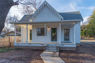 Chico Single Family Home For Sale: 1386 Humboldt Avenue