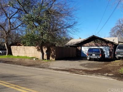 Chico Single Family Home For Sale: 864 Cleveland Avenue
