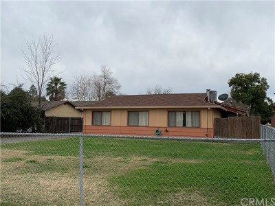 Orland CA Single Family Home For Sale: $269,000