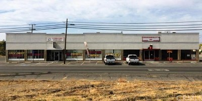 Orland Commercial For Sale: 318 6th Street