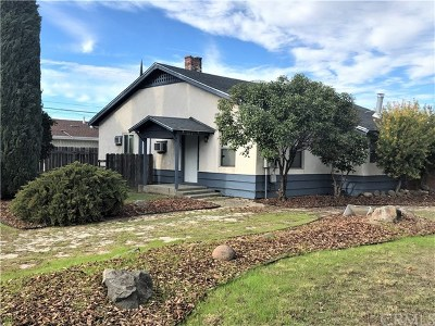 Single Family Home For Sale: 515 Capay Avenue