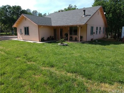 Corning Single Family Home For Sale: 16832 Stagecoach Road