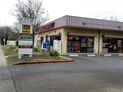 Butte County Commercial Lease For Lease: 3028 Esplanade #C