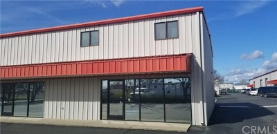 Butte County Commercial Lease For Lease: 3060 Thorntree Drive #110
