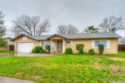 Gridley Single Family Home For Sale: 60 Hollis Lane