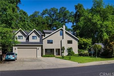 Chico Multi Family Home Active Under Contract: 1492 E 8th Street