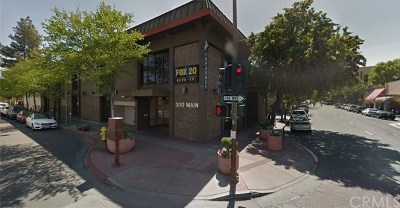 Butte County Commercial Lease For Lease: 300 Main Street