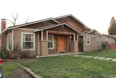 Chico Single Family Home For Sale: 695 Cabrillo Drive