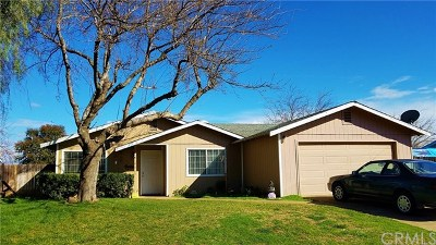 Red Bluff Single Family Home For Sale: 810 Otis Court