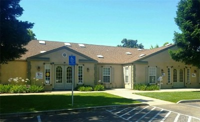 Butte County Commercial Lease For Lease: 1250 East Avenue #25