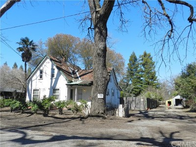 Butte County Commercial For Sale: 2110 Kennedy Avenue