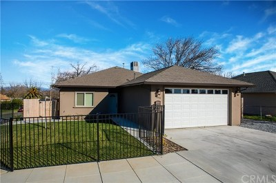 Red Bluff Single Family Home For Sale: 1554 4th Street