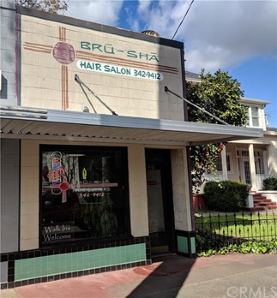 Butte County Business Opportunity For Sale: 640 5th W