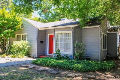 Chico Single Family Home For Sale: 337 W 1st Avenue