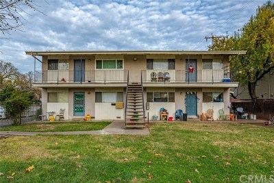 Butte County Multi Family Home For Sale: 723 Rancheria Drive