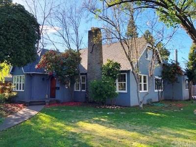 Chico Single Family Home For Sale: 302 W Frances Willard Avenue