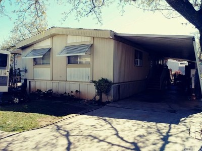 Los Molinos Mobile Home For Sale: 8255 Hwy 99e