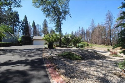 Paradise CA Single Family Home For Sale: $409,900