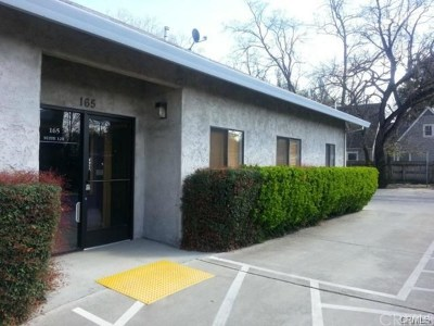 Butte County Commercial Lease For Lease: 165 Rio Lindo Avenue #120