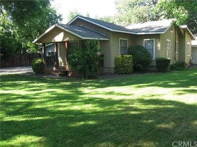 Butte County Multi Family Home For Sale: 260 E 6th Avenue