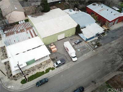 Chico Commercial For Sale: 1262 Humboldt Avenue