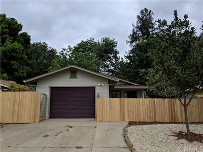 Chico CA Single Family Home For Sale: $349,000