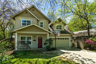 Chico Single Family Home For Sale: 317 W 2nd Avenue