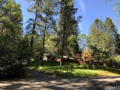 Chico Single Family Home For Sale: 4709 Hartley Drive