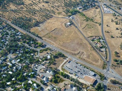 Oroville Commercial For Sale: Oro Quincy Hwy./Rachel Drive