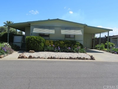 Corning Mobile Home For Sale: 3835 Gardiner Ferry Road