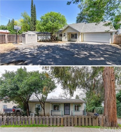 Butte County Multi Family Home For Sale: 1274 N Cedar Street