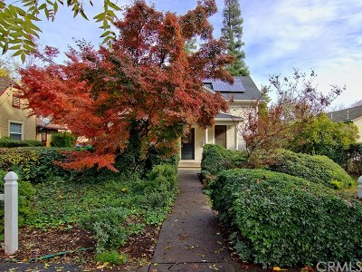Chico Multi Family Home For Sale: 1148 Palm Avenue