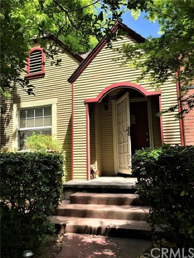 Chico Multi Family Home For Sale: 1160 Palm Avenue