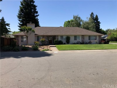 Chico Single Family Home For Sale: 1421 Dartwood Drive