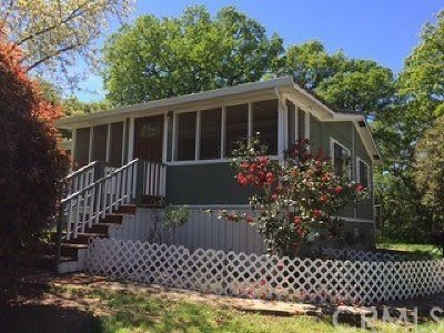 Red Bluff Manufactured Home For Sale: 14655 Betz Lane