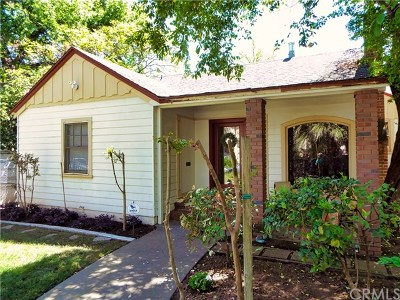 Chico Single Family Home For Sale: 177 E Frances Willard Avenue