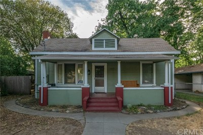 Butte County Multi Family Home For Sale: 1237 Warner Street