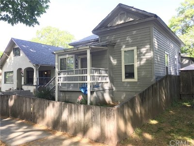 Butte County Multi Family Home For Sale: 484 E 8th Street