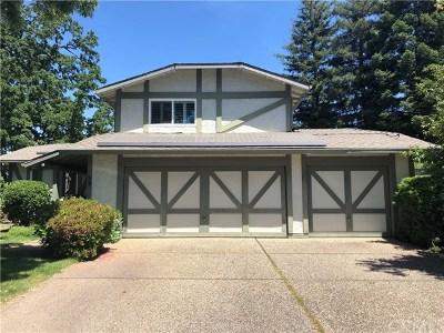 Chico Single Family Home Active Under Contract: 39 Skymountain Circle