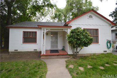 Red Bluff Single Family Home For Sale: 355 Jackson Street